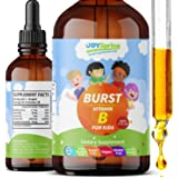Burst B12 for Kids - Tasty Vitamin B Complex for Energy - Great Tasting Liquid Drops for Picky Eaters