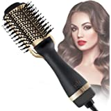 Upgraded AU PLUG Professional Blowout Hair Dryer Brush, One Step Hair Dryer and Volumiser, Fast Delivery from AU Local Wareho