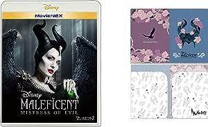【Amazon.co.jp限定】マレフィセント2 MovieNEX(オリジナルWポケットクリアファイル付き) [ブルーレイ+DVD+デジタルコピー+MovieNEXワールド] [Blu-ray]