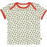 loud + proud Girl's T-Shirt Mit Druck, Aus Bio Baumwolle, GOTS Zertiziziert