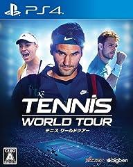 Tennis World Tour 【早期購入特典】にぎにぎテニスボール 付 - PS4