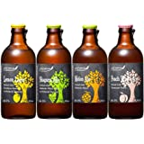 北海道麦酒醸造 クラフトビール 300ml 瓶 4種×3本セット 送料無料 ギフト プレゼント 飲み比べ 詰め合わせ 12本セット フルーツビール 地ビール 国産 長S