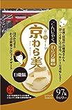 京わら美 (白糖味,20食入り)『京の和イーツ』わらび餅風味こんにゃくデザート