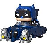 Funko Batman Batmobile 1950 MT 80th Anniversary Pop Ride Figure, Multicolour
