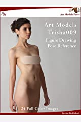 Art Models Trisha009: Figure Drawing Pose Reference (Art Models Poses) Kindle Edition