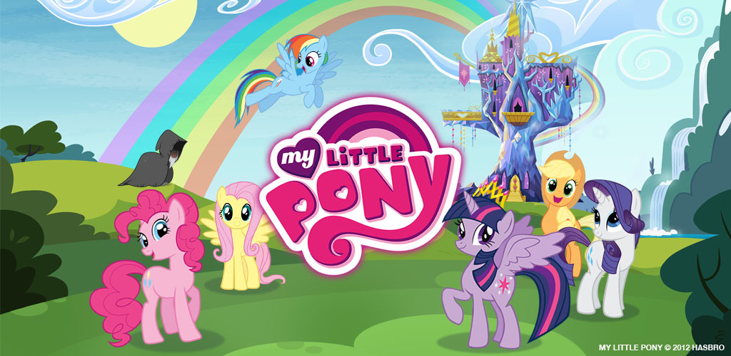 My little pony friendship is magic android - Pony dessin anime ...