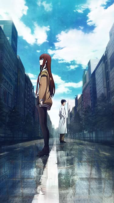 Steins Gate Iphone Androidスマホ壁紙 540 960 1