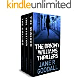 The Briony Williams Thrillers