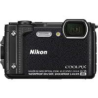 Nikon Digital Camera COOLPIX W300 BK CoolPix, 16 Million Pixels, Black, Waterproof, Cold…