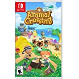 Animal Crossing New Horizon Nintendo Switch;
