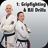 How to Defeat the Bigger, Stronger Opponent with Brazilian Jiu-Jitsu Vol 1, Critical BJJ Gripfighting & Essential Grappling Drills