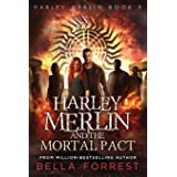 Harley Merlin 9: Harley Merlin and the Mortal Pact (9)