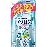 【大容量】アクロン おしゃれ着洗剤 ナチュラルソープの香り 詰め替え 900ml