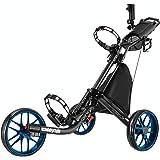 CaddyTek CaddyLite EZ-Fold Pro 3 Wheel Golf Buggy/Push Cart - 1 Year Australian Warranty