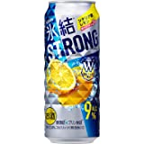 キリン 氷結ストロング シチリア産レモン [ チューハイ 500ml×24本 ]