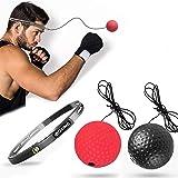 ボクシングボール パンチングボール 練習用 格闘技 打撃練習 動体視力 反射神経 ストレス解消 迅速な反応 二段階 調節可能 収納袋付