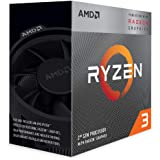 AMD Ryzen 3 3200G with Wraith Stealth cooler 3.6GHz 4コア / 4ス…