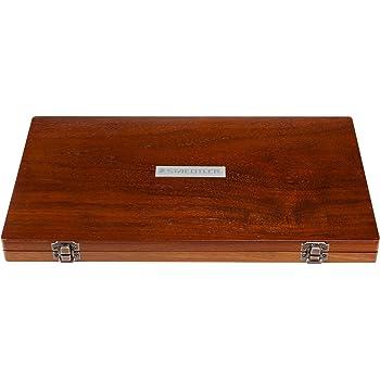 ステッドラー 水彩色鉛筆 カラトアクェレル クリエイティブボックス 125W60