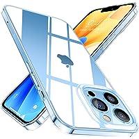 TORRAS 全透明 iPhone 13 Pro 用 ケース 6.1インチ 超薄型 超軽量 耐黄変 耐衝撃 ソフト TP…
