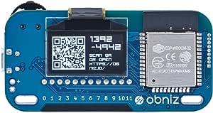 obniz (オブナイズ) - クラウドにつながったEaaS開発ボード - クラウドの永久ライセンス付き