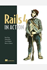 Rails 4 in Action: Revised Edition of Rails 3 in Action Paperback