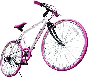 GRAPHIS(グラフィス)GR-001 クロスバイク 26インチ 6段変速 可動式ステム  11色