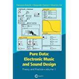 Pure Data: Electronic Music and Sound Design - Theory and Practice - Volume 1