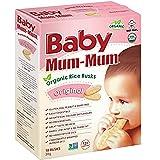Baby Mum-Mum Organic Rice Rusks Original, 36 g