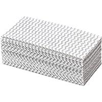 ストリックスデザイン カウンタークロス テーブルダスター 箱入り 20枚 グレー 約20×30cm 使い捨て 不織布 ふ…