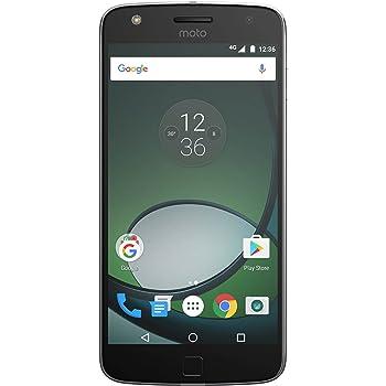 モトローラ スマートフォン Moto Z Play 32GB ブラック 国内正規代理店
