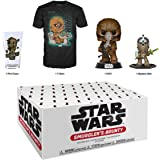 Funko Star Wars Smuggler's Bounty Subscription Box, Wookie Theme, April 2019, Extra Small T-Shirt