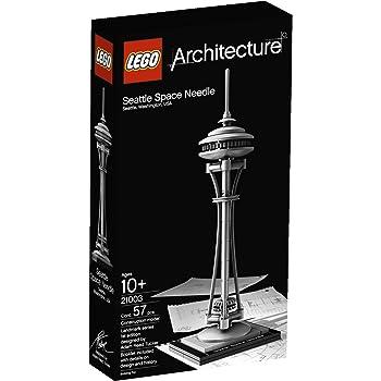 LEGO レゴ Architecture 第4弾 シアトル・スペース・ニードル Seattle Space Needle [21003]【並行輸入】