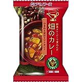 アマノフーズ 畑のカレーひきわり豆のトマトカレー 39g×4個