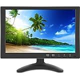 10.1インチ 液晶 小型 モニター IPS 1280*800 全視野 高画質 サブ ディスプレイ HDMI USB V…