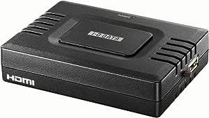 I-O DATA Miracast対応無線HDMIアダプター ミラプレ WFD-HDMI