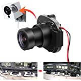 170°Wide Angle Lens for Wyze Cam V2 V1 and Ismart Spot Camera, 3.6M Focal Length, Can Work with Any Wyze Case Cover and Mount