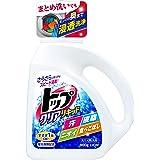 トップ クリアリキッド 洗濯洗剤 本体 900g