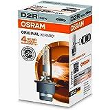 OSRAM 66250 XENARC ORIGINAL D2R HID Xenon discharge bulb, discharge lamp, OEM quality, 66250, folding carton box (1 unit)