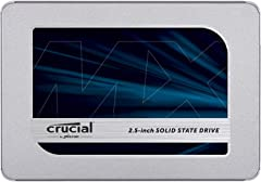 Crucial MX500 500GB 3D NAND SATA 2.5 Inch Internal SSD - CT500MX500SSD1(Z)