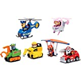 Spin Master Paw Vehicle 6044194 Ultimate Rescue Mini Vehicle with Figure Playset