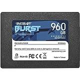 "Patriot Memory Burst SSD 960GB SATA III Internal Solid State Drive 2.5"" - PBU960GS25SSDR"