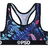 PSD Women's Blue Tropics Sports Bra Underwear