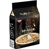 日清食品 ご褒美ラ王 黒酢の酸辣湯麺 2食パック 208g ×9個
