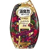 【エステー】お部屋の消臭力大人の贅沢 ミッドナイトベリーの香り 400ml ×5個セット