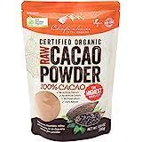 シェフズチョイス オーガニックローカカオパウダー 300g 有機ローココア100% Organic Raw Cacao…