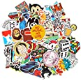 Cool Laptop Stickers Pack 100 pcs 6 Series Stickers Variety Vinyl Car Sticker Motorcycle Bicycle Luggage Decal Graffiti Patch