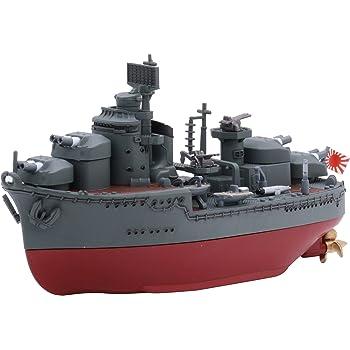 フジミ模型 ちび丸艦隊シリーズ No.37 冬月 全長約11cm ノンスケール 色分け済み プラモデル ちび丸37