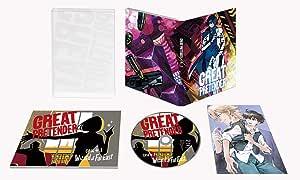 「GREAT PRETENDER」CASE 4 ウィザード・オブ・ファー・イースト【前篇】 [Blu-ray]