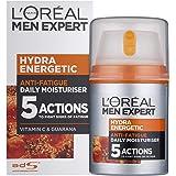 L'Oreal Men Expert Hydra Energetic Daily Anti-Fatigue Moisturising Lotion 50ml/1.6oz