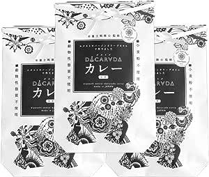 グルテンフリー 動物性脂質不使用 ダカラダカレー ルゥ(中辛) (120g×3袋)